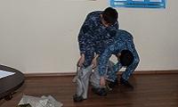 Солтүстік Қазақстан облысы бойынша ҚАЖД ЕС-164/3 мекемесінде коронавирустық инфекцияға қарсы алдын алу